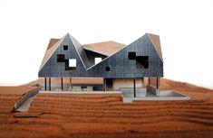 Model: Dune House   Jarmund/Vigsnaes   Living Architecture
