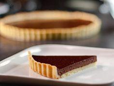 Tarte au chocolat #dessert 6 Cake, Bon Dessert, Eat Your Heart Out, Chocolate Lovers, Fudge, Sweet Tooth, Recipies, Cookies, Baking