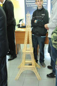 Wieża Eiffla w Przemyślu