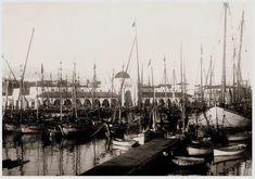 Ρόδος Μανδράκι. Άποψη του Λιμανιού 1928 ..