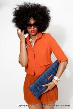 African Prints in Fashion: Ankaranista: Bags from Bola Obileye