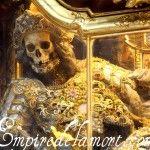 Roman catacombs, Germany