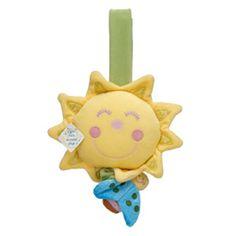 Kids Preferred™ Musical Sunshine Light-Up Pull string - Build-A-Bear Workshop US
