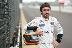 【画像】 フェルナンド・アロンソ インディ500参戦 レーシングスーツ  [F1 / Formula 1]