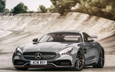 Mercedes-AMG Black Series AMG GT