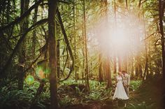 A Woodsy Pacific Northwest Wedding from Ryan Flynn Photography - Wedding Party