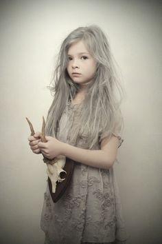 "katjawassermeyerphotographer:        My series of dreaming children ""Les Somnambules"""
