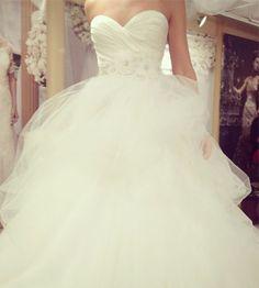 A sneak peek at Bridal Fashion Week!