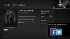 Comcast's new X1 UI integrates real-time and streaming TV with news and social apps | The Verge