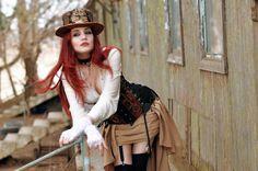 SteamPunk Girl — Steampunk Girl