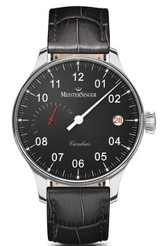Single-Hand Watches Models - MeisterSinger