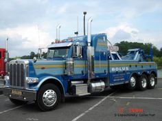 Bolus Truck Parts & Towing, Dunmore Pa. photo taken at Englishtown NJ