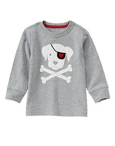 Pirate Pup Tee