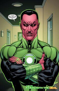 Green Lantern #1 (2011)
