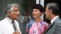 Loki und Helmut Schmidt und Leonard Bernstein