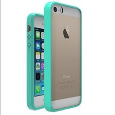 BOGO iPhone 5 5S 5SE Tiffany Blue Case Clear Back BOGO  NEW Tiffany Blue protective grip case. Sides are blue and back is clear so you can show off your phone and protect it at the same time. BOGO Eligible for full price offers.   No Trades ☀️ Offers through Posh / No comment negotiations. ☀️      Product Dimensions	 4.9 x 2.3 x 0.5 inches Item model number	 5465721 Color	 Clear Back / Tiffany Blue Sides iPhone 5 5G 5S 5SE Accessories Phone Cases
