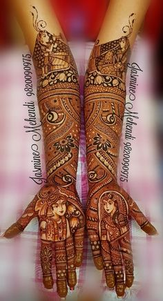 Latest Bridal Mehandi trends for Wedding Season Full Mehndi Designs, Mehandhi Designs, Indian Henna Designs, Latest Bridal Mehndi Designs, Stylish Mehndi Designs, Mehndi Design Pictures, New Bridal Mehndi Designs, Dulhan Mehndi Designs, Beautiful Mehndi Design