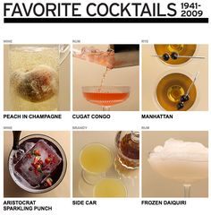 Cocktail Party Anyone?
