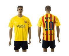 2015-2016 Barcelona Away