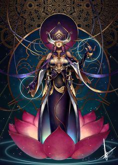 My Beloved Lotus by Hannah515