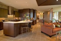 Open Floor Plan Kitchen 013S-0011 | House Plans and More