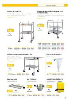 Catalogue matériel médical professionnels 2017 - Page 29. Retrouvez la meilleure offre de matériel médical : vente et location pour professionnels.