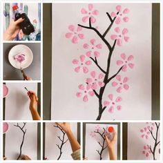 Do you want to have a fun DIY activities with your kids? Children's talents must be developed from an early age, come to a family DIY event. - Super easy painting for kids - diy and crafts Cool Diy, Easy Diy, Fun Diy, Upcycled Crafts, Diy And Crafts, Art Crafts, Easy Painting For Kids, Life Hacks, Activities To Do