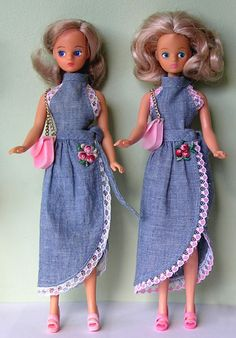 Jaselle's Daisy Doll Outfit Variants Denimgrad