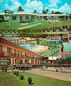 'The Motel Experience' - Sammy Slabbinck