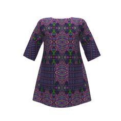 #SAGE--PURPLE BOHO LOTTIE DRESS by chinaberries_studio & karenspix