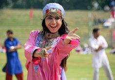 Dancer from Kashmir