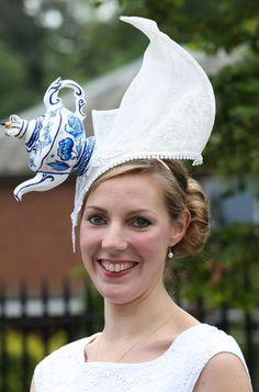creative  Hat : Royal Ascot 2012 !