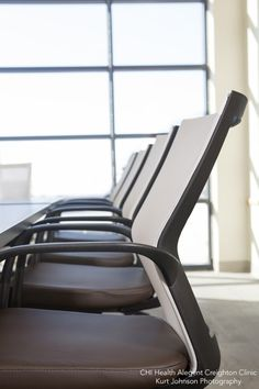 CHI Health Alegent Creighton Clinic- Conference Room-Chair Detailhttp://www.kurtjohnsonphotography.com/