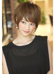 ショートヘアで可愛く綺麗になりたい女性はお任せください!! - 24時間いつでもWEB予約OK!ヘアスタイル10万点以上掲載!お気に入りの髪型、人気のヘアスタイルを探すならKirei Style[キレイスタイル]で。