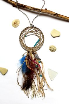 Dream catcher from Ranitasart Etsyshop (10% discount coupon PIN10)