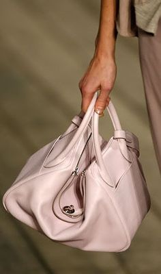 Most people want a Birkin, I want a Lindy!