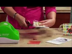 """Baby Projects using ALL Xyron 5"""" Creative Station Cartridges - YouTube"""