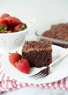 Chocolate Preacher Cake Recipe