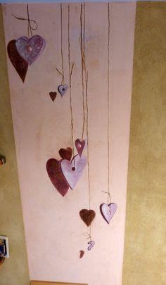 decoration de chambre petit fille - fresque murale ambiance romantique - Ame et Pinceaux - Artisan pientre décorateur toulouse