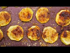 Zucchini în parmezan - YouTube Zucchini, Cooking Recipes, Make It Yourself, Breakfast, Youtube, Food, Morning Coffee, Chef Recipes, Essen