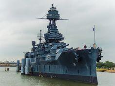 Battleship Texas State Historical Site in Houston