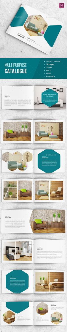 Indesign Catalog  Portfolio #18 pages #white Download : https://graphicriver.net/item/indesign-catalog-portfolio/15344510?ref=pxcr