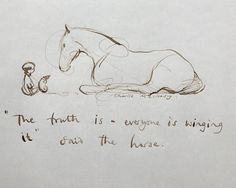 The inspiring world of Charlie Mackesy Charlie Mackesy, Charlie Horse, The Mole, Horse Drawings, Horse Quotes, Horse Love, Horse Art, Beautiful Horses, Favorite Quotes