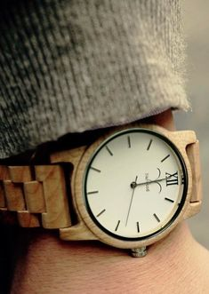11 Sustainable Wooden Watches For The Eco-Conscious Man