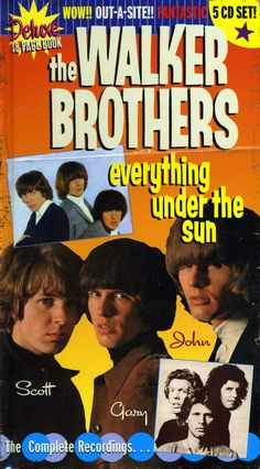 Universal Walker Brothers - Everything Under the Sun