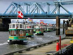 Victoria Harbour Ferry is a great way to explore the waterfront in Victoria BC! With the 14km route and a hop on hop off option, it's a fun and inexpensive way to get around and see the sights!    #Magnolia150