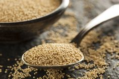 Flour from amaranth seed against celiac disease