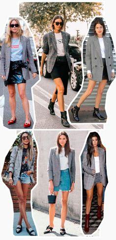 beae6ab1f 5 maneiras de usar o blazer que vai invadir o outono e inverno