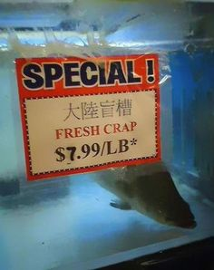 These Chinese mistranslations are unfortunate for those ordering noodles, but luckily for us, their mistakes speak the universal language of laughter. We have found the funniest Chinese typos and mistranslations which will leave you in stitches, especially when you think about how oblivi...