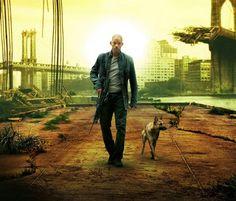I am Legend... I love this movie!!!!